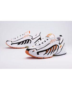 Buty sportowe z wiązaniami Fila