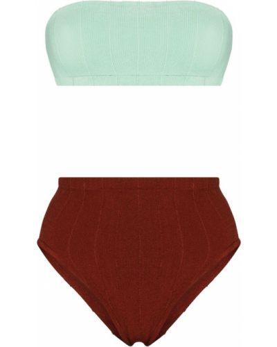 Bikini - zielony Hunza G