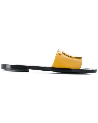 Шлепанцы желтый Tom Ford
