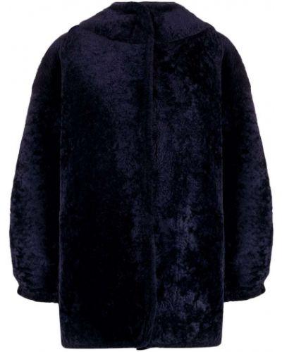 Синяя куртка классическая Simonetta Ravizza