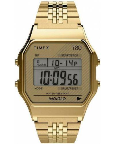 Zegarek - żółty Timex