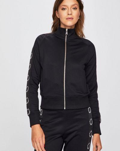 Кофта с карманами на резинке Karl Lagerfeld