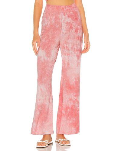 Różowe majtki w paski vintage Privacy Please