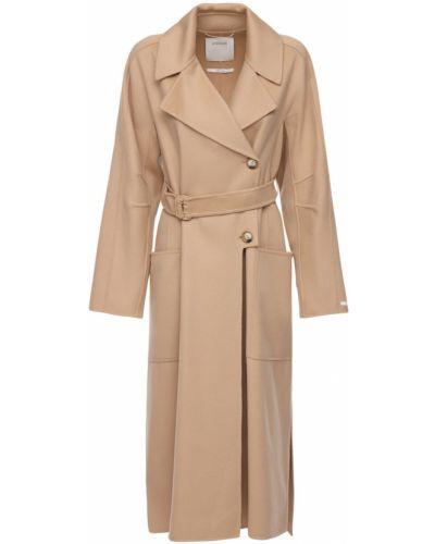 Кашемировое пальто с карманами Sportmax