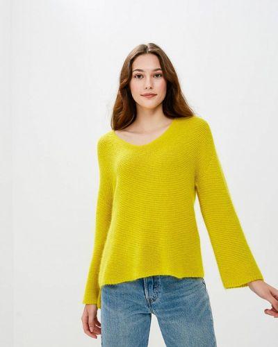 Желтый пуловер Rinascimento