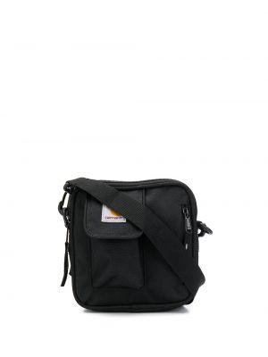 Черная сумка мессенджер Carhartt Wip