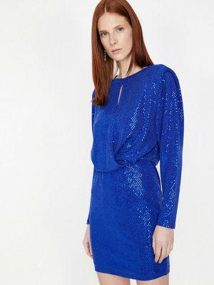 Вечернее платье - синее Koton