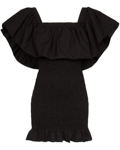 Платье мини в полоску оверсайз Solid & Striped