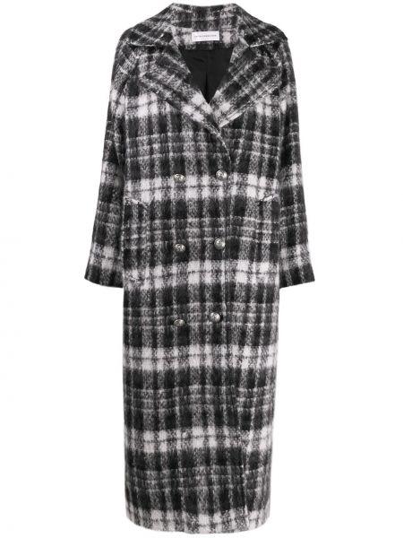 Пальто из альпаки - серое Faith Connexion