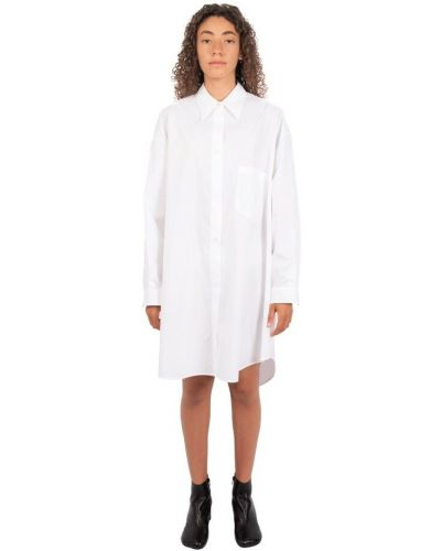 Koszula nocna - biała Mm6 Maison Margiela