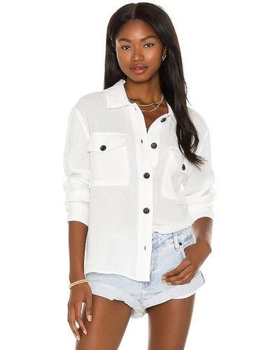 Белая рубашка с карманами Sanctuary