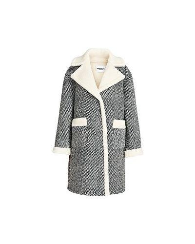 Пальто - серое Essentiel