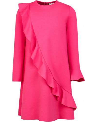 Платье с рукавами свободного кроя расклешенное Il Gufo