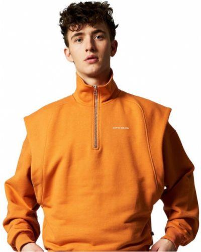 Pomarańczowy golf Martin Asbjorn