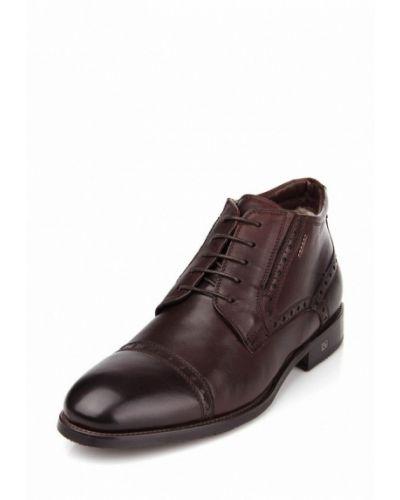 Кожаные ботинки осенние классические Ditto
