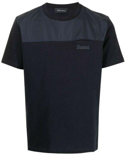 T-shirt - biała Herno