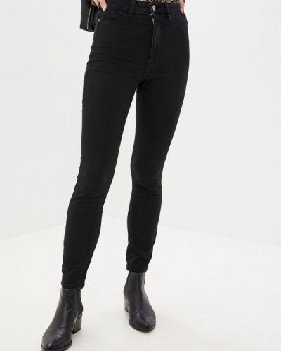 Черные джинсы-скинни узкого кроя Tezenis
