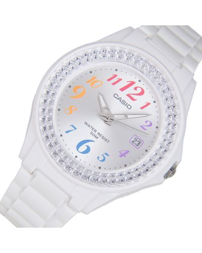 Klasyczny różowy zegarek Casio