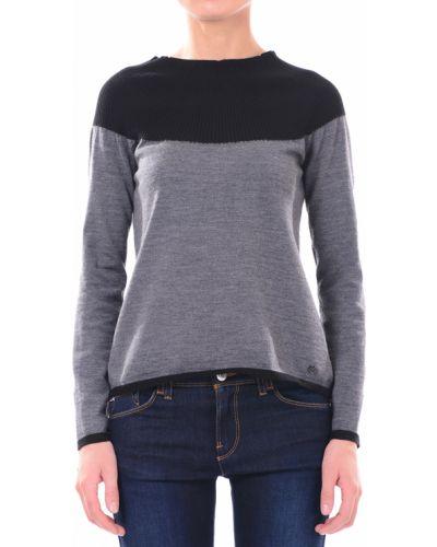 Серый джемпер из вискозы Armani Jeans