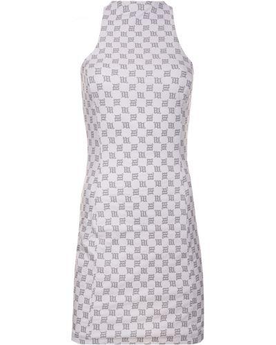 Biała sukienka Misbhv
