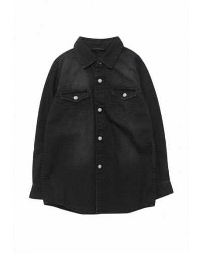Черная джинсовая рубашка Lc Waikiki