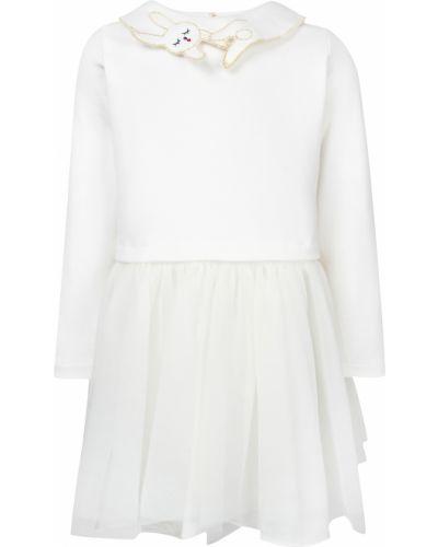 Платье из вискозы Simonetta