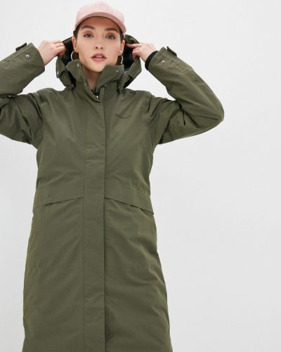 Утепленная куртка хаки Didriksons