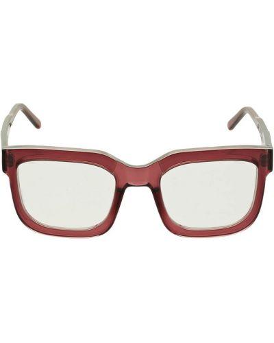 Czerwone okulary Kuboraum Berlin