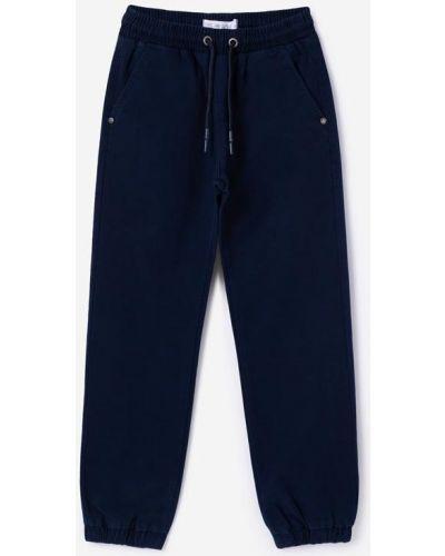 Свободные синие джинсы свободного кроя Gloria Jeans