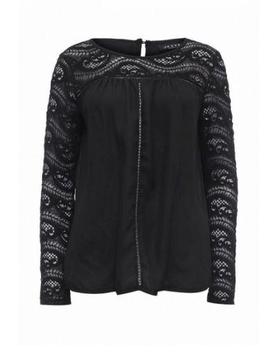 Блузка черная Oeuvre