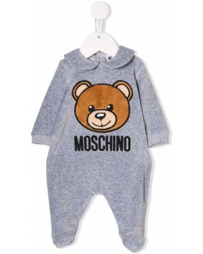 Piżama długo piżama Moschino Kids