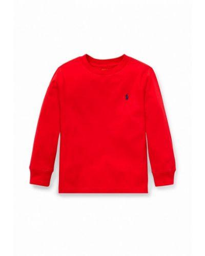 Красный свитшот Polo Ralph Lauren