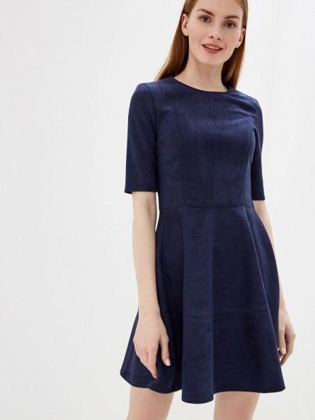 Платье - синее Gold Chic Chili