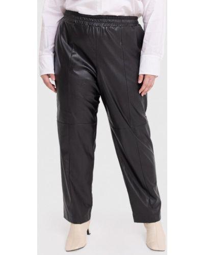Зауженные брюки - черные W&b