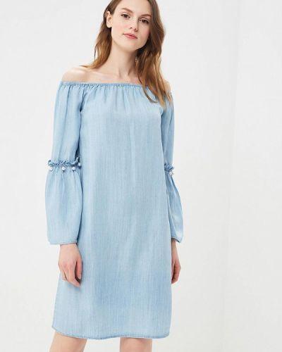 Платье прямое весеннее Only