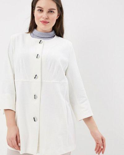 Пиджак серебряный белый Silver String