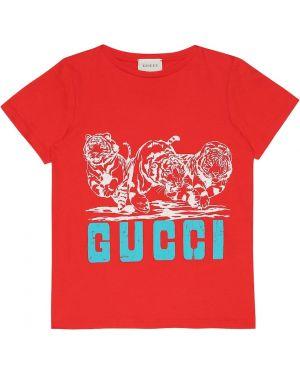 Рубашка Gucci Kids