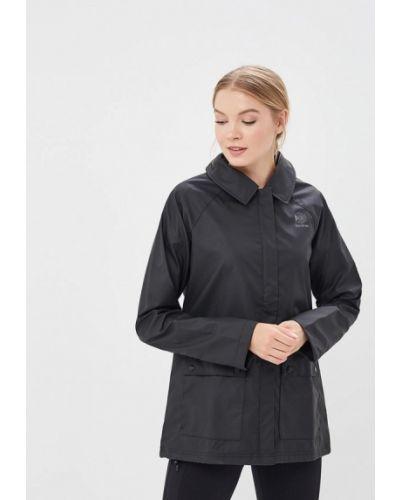 Черная куртка весенняя Reebok Classics