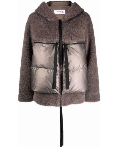 Стеганая куртка - коричневая Sylvie Schimmel