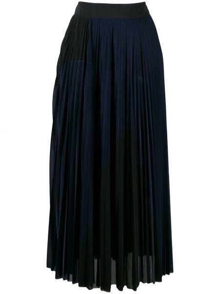 Плиссированная юбка миди с завышенной талией Victoria, Victoria Beckham