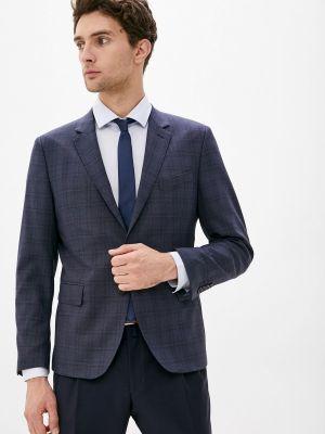 Синий пиджак Btc