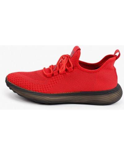 Красные весенние кроссовки Nexpero