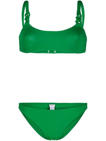 Бикини зеленый Eres