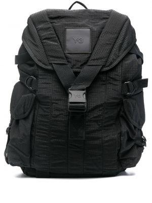 Черная сумка на плечо с карманами с пряжкой Y-3