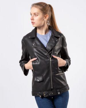 Базовая с рукавами черная куртка Aftf Basic