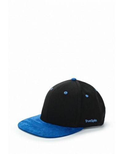 Бейсболка синий True Spin