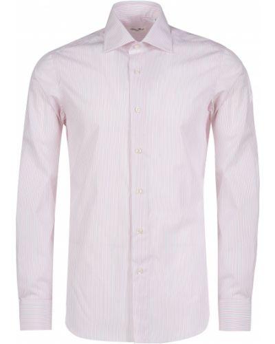 Розовая рубашка Salvatore Piccolo