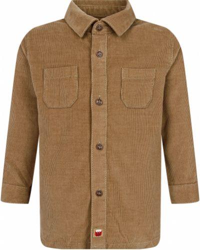 Бежевая рубашка Mayoral