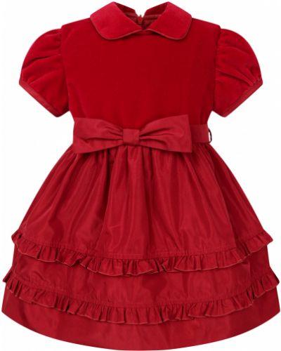 Нарядное платье - красное Aletta