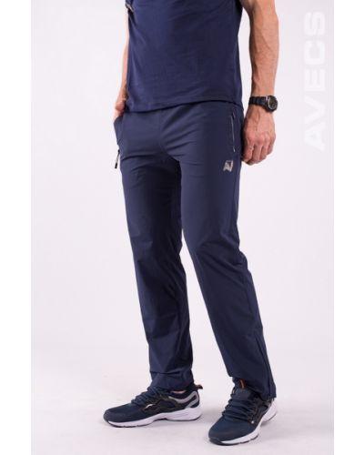 Спортивные брюки - синие Avecs